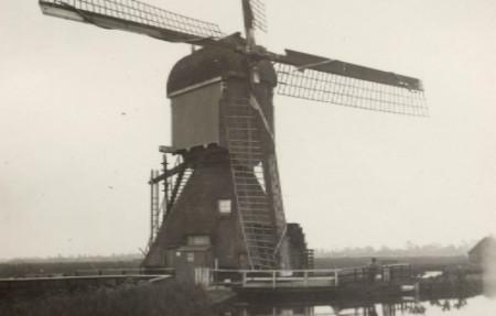 Cabauwse molen ca. 1930